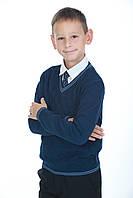 Джемпер для мальчиков в школу