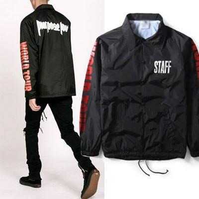 Мужская  Куртка Bieber Black| Черный Staff