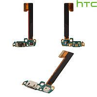 Шлейф для HTC One M7 Dual Sim 802w, межплатный, оригинал