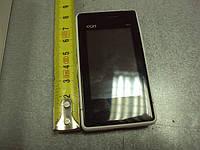 Мобильный телефон Mini 520 б/у рабочий самый маленький