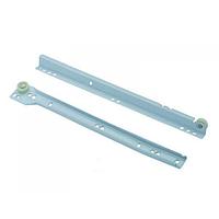 Направляющие роликовые белые L250мм (комплект)