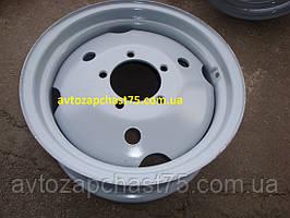 Диск колесный МТЗ R20хW9,0  5 отверстий крепежных  передний широкий (БзТДиА, Беларусь)