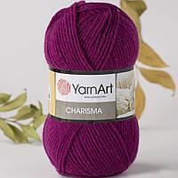 Пряжа Charisma фиолетовый