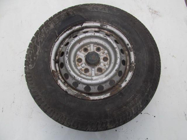Диск колесный стальной R16 1шт. Mitsubishi L200 05-15 (Мицубиси Л200)