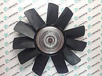 Вентилятор в сборе с визкомуфтой Cummins ISF2.8 на ГАЗель Безнес / NEXT 020005158