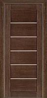 Двери межкомнатные Терминус. Модель 137. Декор венге ПГ