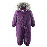 Детский зимний комбинезон для девочек ReimaTEC Gotland 510231F-4900. Размеры 80 - 98.