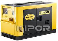 Генератор дизельный KIPOR KDE100SSО3 (75 кВА/60 кВт 3-фазный) с автоматикой