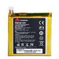 Оригинальный аккумулятор для Huawei Ascend P1, T9200, U9200, U9500, D,1 (HB4Q1HV, HB4Q1)