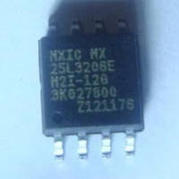 MX25L3206EM2I-12G. Новый. Оригинал.