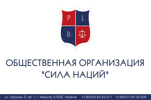"""Общественная организация """"Сила наций"""""""