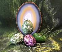 Яйцо из камня 4,5 Хлорит (М)
