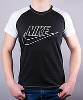 Молодежная мужская футболка-реглан Nike