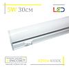 Мебельный светодиодный светильник 5W 425Lm 30-31см (подсветка на кухню)