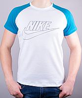 Классная мужская футболка-реглан Nike