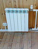 Монтаж (установка) радиаторов отопления в Одессе