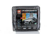 Тент автомобиля M Дорожная Карта DK 471-PEVA-2M теплая основа 432x165x120 см