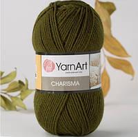 Пряжа Charisma зеленый