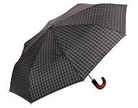 Мужской зонт Три Слона с принтом ( полный автомат ) арт.503-3