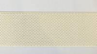 Резинка  декоративная  6 см  кремовая