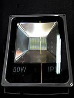 Светодиодный прожектор с энергопотреблением 50W,степенью защиты IP65