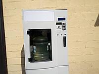 Автомат киоск по продаже воды с GSM модулем