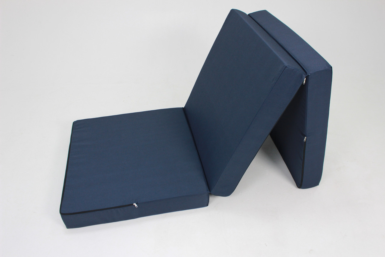 Матрас раскладной 70*195 см, раскладушка, пуф кровать