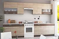 Кухня Алина 2,6м (Вариант 2) фабрики Сокме