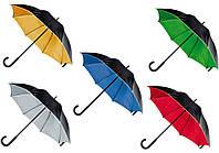 Зонт трость двухцветный под нанесение