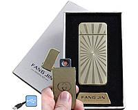 Зажигалка электронная USB с зарядкой 4796С-2