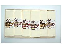 Набор вафельных полотенец 6 штук хлопок