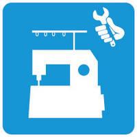 Ремонт швейної машини, оверлоку у клієнта вдома Рівне.