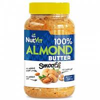 Миндальное масло смуз, Almond Butter - 500g Smooth OstroVit
