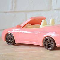 Шоколадный розовый кабриолет. Машина- мечта! классический шоколад.Размер 235х105х68,вес 900гр ст.10