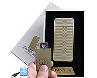 Запальничка електронна USB з зарядкою 4796С-3