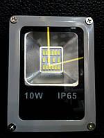 Светодиодный прожектор с энергопотреблением 10W,степенью защиты IP65