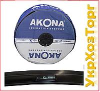 Капельная лента AKONA (эмиттер) 6 mils 20 см 1,6 л/ч 2500 м