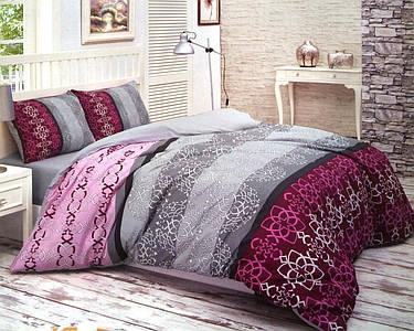 Комплект постельного белья ÇAPA HOME violet