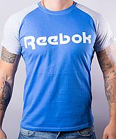 Молодежная мужская футболка-реглан Reebok