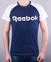 Мужская футболка-реглан Reebok 100 % хлопок