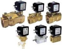 Клапаны электромагнитные для воды, пара, воздуха ODE (Италия)
