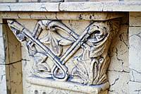 Архитектурный элемент Капитель пилястры