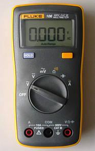 Fluke 106 Цифровой мультиметр. AC\DC 600В Multimeter класса A
