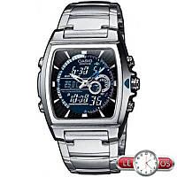 Мужские наручные часы Casio EFA-120D-1AVEF, Оригинал. Кварцевые стальные часы.