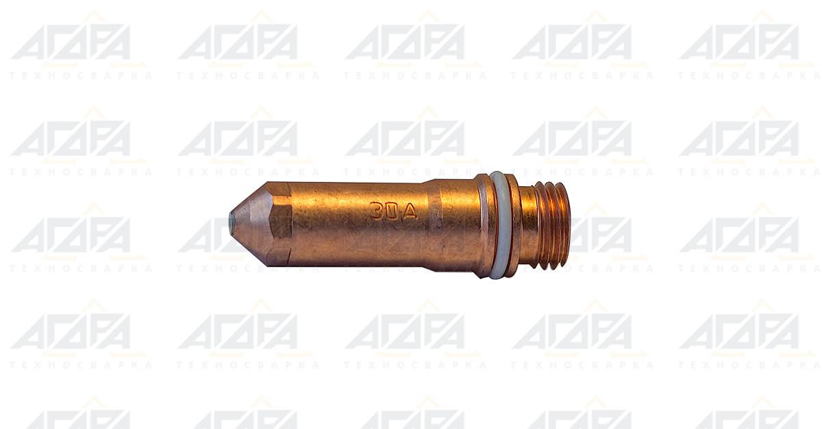 220192 Электрод/Electrode 30A для Hypertherm HPR 130/260