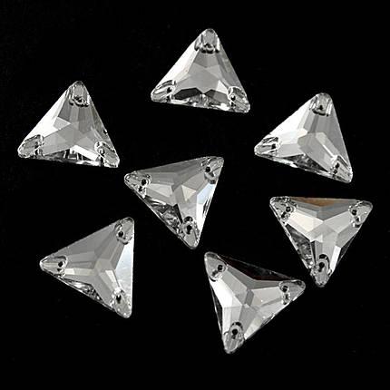 Камни-стразы пришивные арт. 3303 22 мм, фото 2