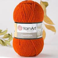 Пряжа Charisma оранжевый