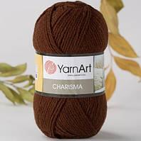 Пряжа Charisma коричневый