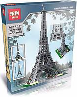 Конструктор Lepin 17002 Эйфелева башня - аналог лего 10181 Creator, 3478 дет.