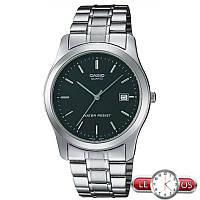 Мужские наручные часы Casio MTP-1141PA-1AEF, Оригинал. Кварцевые стальные часы.